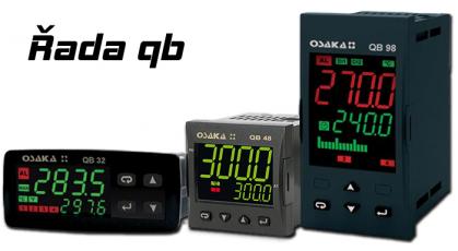 Regulátory Osaka řady QB
